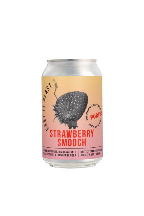 Strawberry Smooch